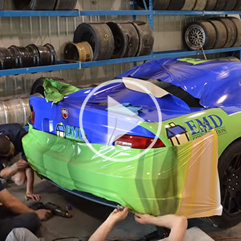Wrap de la Viper ACR-X de Contruction EMD